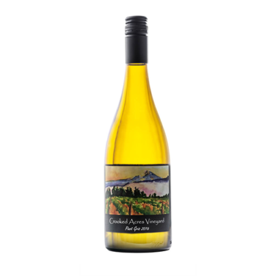 Crooked Acres Vineyard Pinot Gris 2016