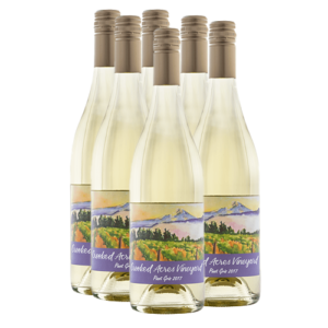Crooked Acres Vineyard Pinot Gris 2017 Half-Case