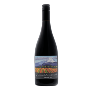 Crooked Acres Vineyard Pinot Noir 2015