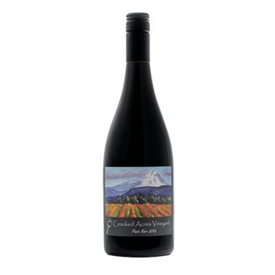 Crooked Acres Vineyard Pinot Noir 2015