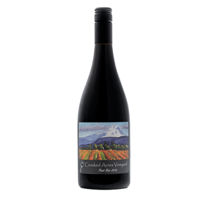 Crooked Acres Vineyard Pinot Noir 2016